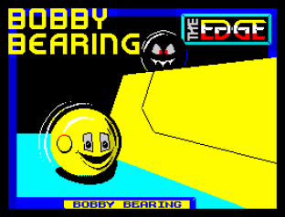 Bobby Bearing ZX Spectrum 01