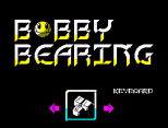 Bobby Bearing ZX Spectrum 02