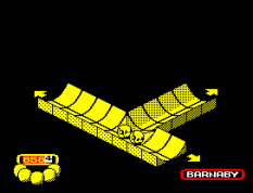 Bobby Bearing ZX Spectrum 44