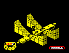Bobby Bearing ZX Spectrum 92