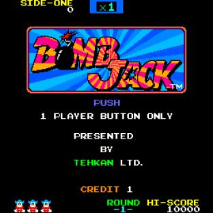 Bomb Jack Arcade 01