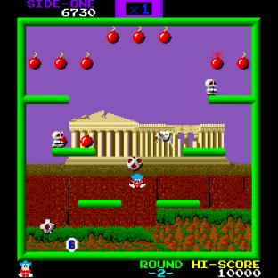 Bomb Jack Arcade 09