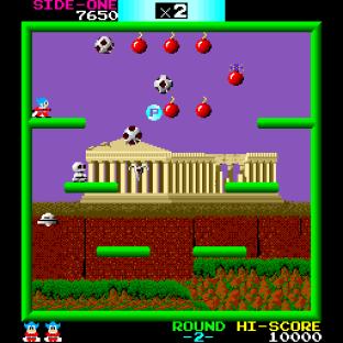 Bomb Jack Arcade 12