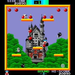 Bomb Jack Arcade 20