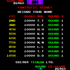 Bomb Jack Arcade 32
