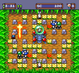 Bomberman 94 PC Engine 03