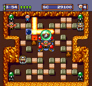 Bomberman 94 PC Engine 20