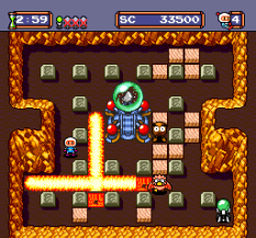 Bomberman 94 PC Engine 21