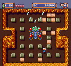 Bomberman 94 PC Engine 22