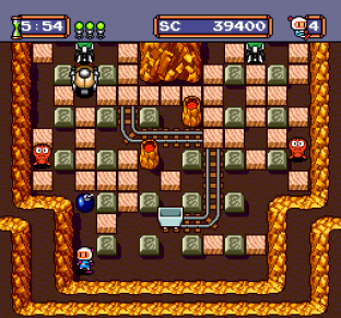 Bomberman 94 PC Engine 23