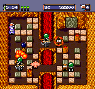 Bomberman 94 PC Engine 31