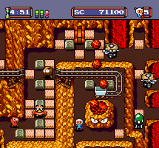 Bomberman 94 PC Engine 42