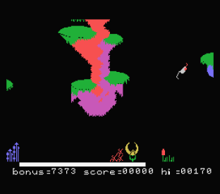 Booga-Boo MSX 45