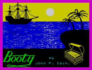 Booty ZX Spectrum 01