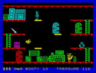 Booty ZX Spectrum 09