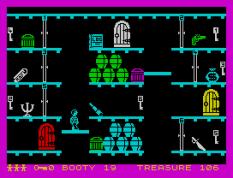 Booty ZX Spectrum 10