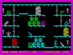 Booty ZX Spectrum 11