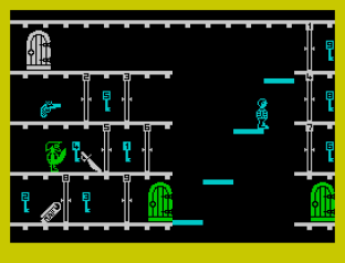 Booty ZX Spectrum 20