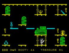 Booty ZX Spectrum 21