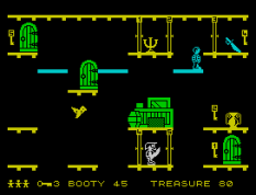 Booty ZX Spectrum 22
