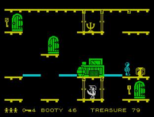 Booty ZX Spectrum 23