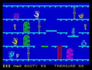 Booty ZX Spectrum 31