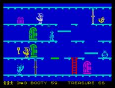 Booty ZX Spectrum 32