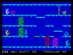 Booty ZX Spectrum 33