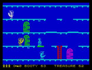 Booty ZX Spectrum 34