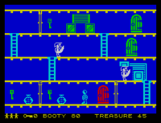 Booty ZX Spectrum 43