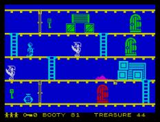 Booty ZX Spectrum 44
