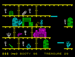 Booty ZX Spectrum 50