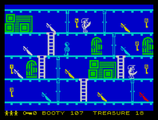 Booty ZX Spectrum 53