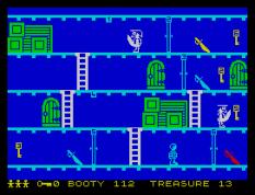 Booty ZX Spectrum 54