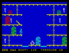Booty ZX Spectrum 55