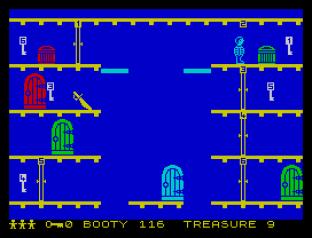 Booty ZX Spectrum 56