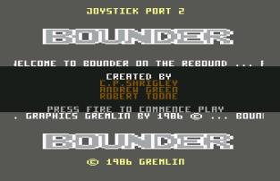 Bounder C64 01