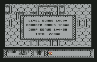 Bounder C64 12