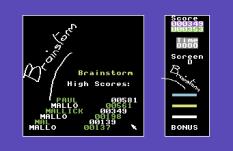 Brainstorm C64 99