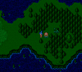 Breath of Fire 2 SNES 009