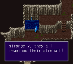 Breath of Fire 2 SNES 064