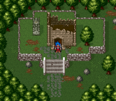 Breath of Fire 2 SNES 077