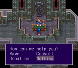 Breath of Fire 2 SNES 097