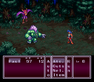 Breath of Fire 2 SNES 100