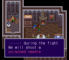 Breath of Fire 2 SNES 109