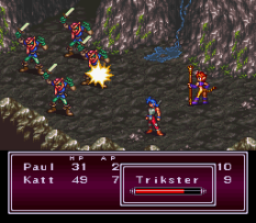 Breath of Fire 2 SNES 143