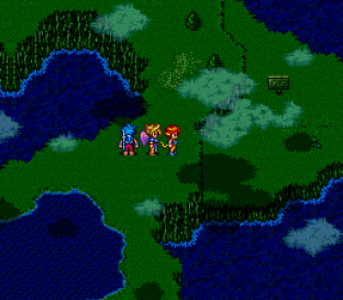 Breath of Fire 2 SNES 163