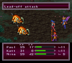 Breath of Fire 2 SNES 164