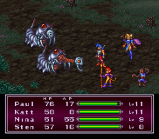 Breath of Fire 2 SNES 176