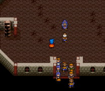 Breath of Fire SNES 007